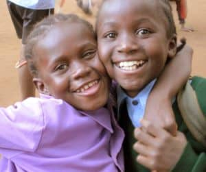 Give a child the gift of education